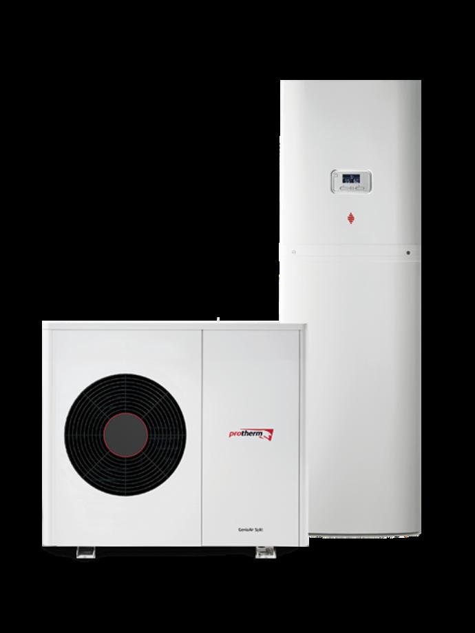 Tepelné čerpadlo vzduch/voda GeniaAir Split