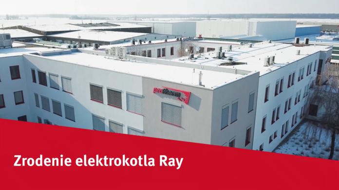 Tajomstvo výroby elektrokotla RAY