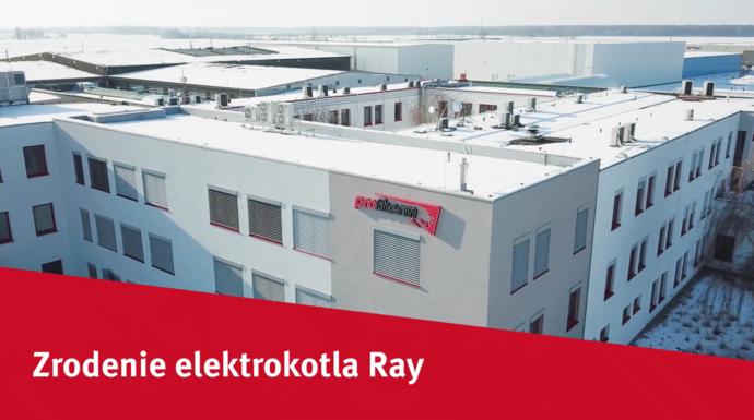 pohľad do výroby elektrokotla Ray